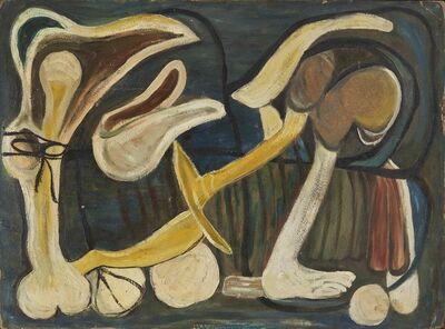 Jon Serl, 'Port Hole', 1960