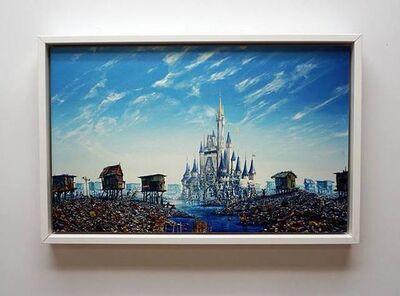Jeff Gillette, 'Castle Slum', 2016