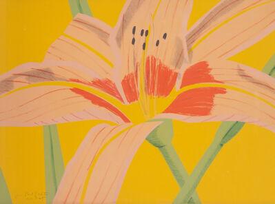 Alex Katz, 'Day Lily 2', 1969