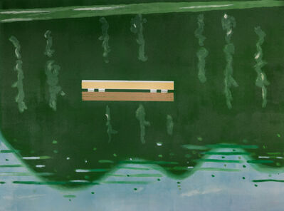 Alex Katz, 'The Raft, Trial Proof', 2008