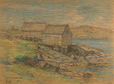 Walter Griffin, 'Monhegan Island, Maine', 1908