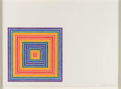 Frank Stella, 'Gran Cairo', 1972