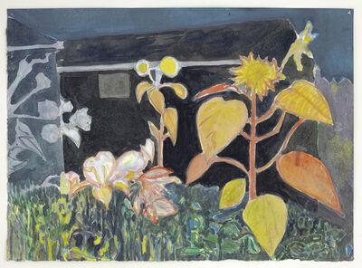 Sky Glabush, 'Lorenzo's Garden Study', 2019