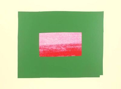 Howard Hodgkin, 'Indian View H', 1971