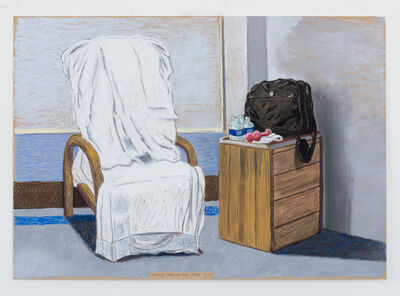 Cole Case, 'Shroud Chair and Bag, MDRH 10.16', 2017