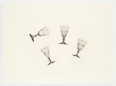 Cornelia Parker, 'Fox Talbot's Articles of Glass (four glasses more)', 2016