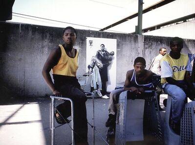 Ernest Pignon-Ernest, 'Warwick (Durban) I', 2002