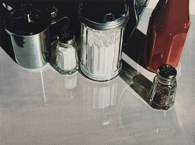 Ralph Goings, 'Diner Objects', 1984