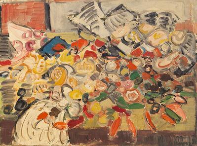 Andre Cottavoz, 'Bouquet', 1958