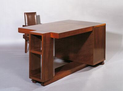 André Sornay, 'Asymetrical desk', Circa 1936