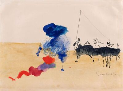 Constant, 'Untitled', 1971