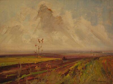 Aleksandr Nikiforovich Chervonenko, 'Remoteness', 1970