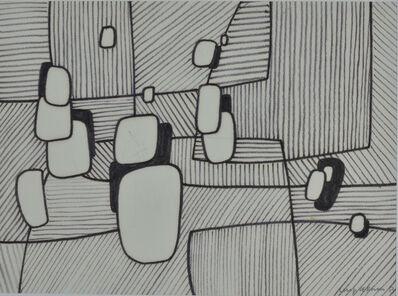 Luigi Veronesi, 'SENZA TITOLO', 1953