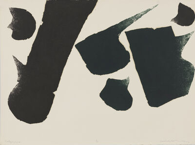 Chen Ting-Shih, 'Calligraphy #2', 1976