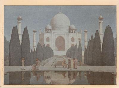 Yoshida Hiroshi, 'Night in Taj Mahal No. 6', 1932