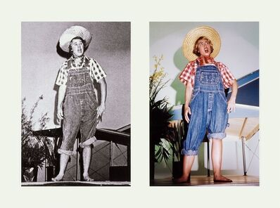 Mike Kelley, 'Extracurricular Activity Projective Reconstruction #9 (Farm Girl)', 2005