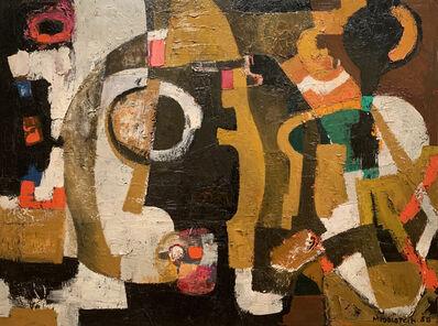 Sam Middleton, 'Impression', 1958