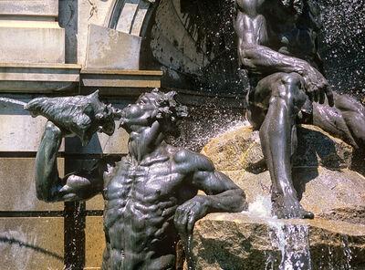 Andrew Prokos, 'Neptune Fountain, Library of Congress #2', 2009
