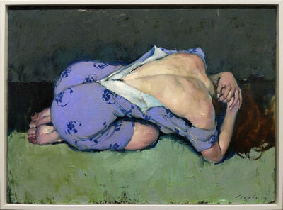 Malcolm T. Liepke, 'Curled Up', 2019