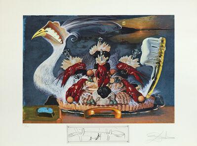 Salvador Dalí, 'Soft Watches Half Asleep (Les Montres Molles 1/2 Sommeil)', 1971