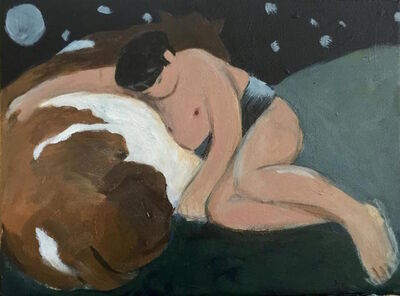 Barbara Herzfeld, 'Sumo 41', 2018