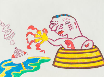 Karl Wirsum, 'Untitled'
