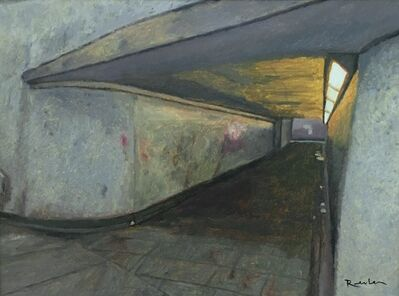 Reuben Colley, 'Subway City Series 5', 2019