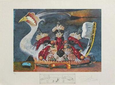 Salvador Dalí, 'Les Montres molles 1/2 sommeil', 1971