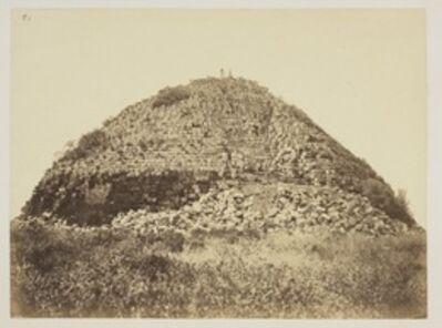 Félix-Jacques Moulin, '[View of Kbor er Roumia]', 1856-1857