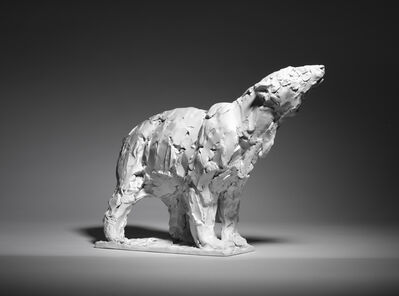 Mark Coreth, 'Scenting Polar bear', 2014
