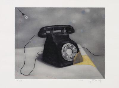 Zhang Xiaogang, 'Telephone', 2006