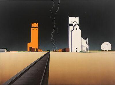 David Thauberger, 'Prairie Thunder', 2020