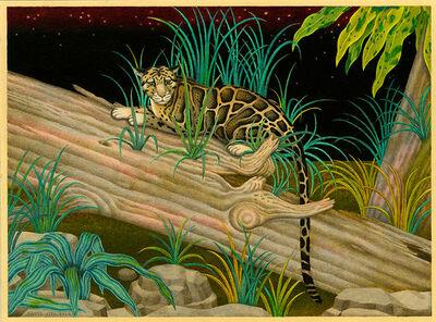 David Jien, 'Clouded Leopard', 2012