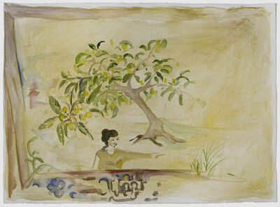 Sophie von Hellermann, 'There Grows a Precious Tree', 2021