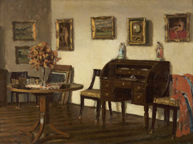 Walter Gay, 'Studio Interior'