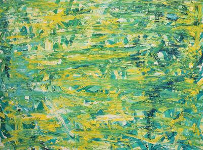 Bernadette Corcoran, 'Green is Lush', 2017