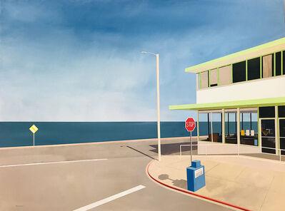 Justin Wheatley, 'Corner Cafe', 2020