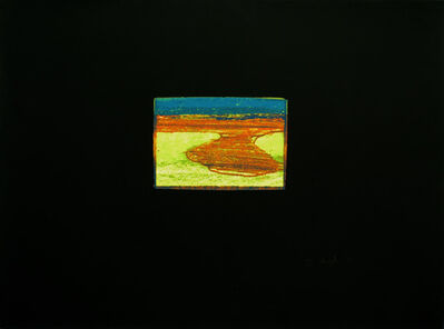 Howard Hodgkin, 'Indian View L', 1971