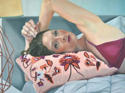 Kelli Vance, 'Self Portrait in a Bed No One Sleeps In', 2019