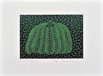 Yayoi Kusama, 'Pumpkin (G)', 1992