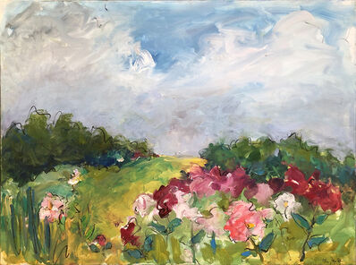 Mary Page Evans, 'Peonies in June II', 2020