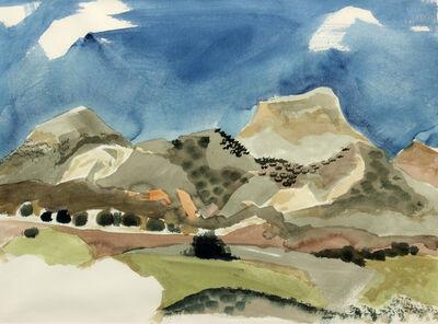 William Thomas Lumpkins, 'Untitled Landscape', 1973