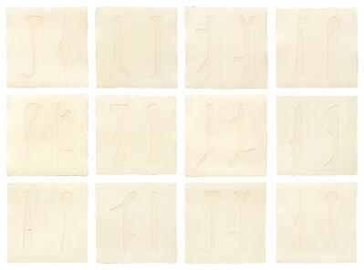 Michael Heizer, 'Altars', 2016