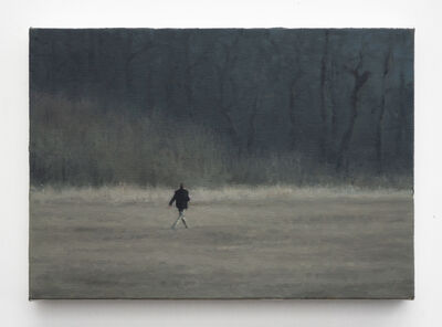 Serban Savu, 'Morning Walk', 2007