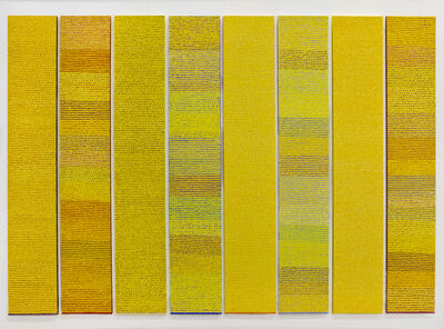 Madeleine Keesing, 'Untitled (Yellow)', 2011