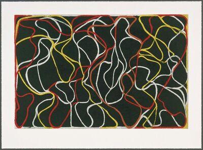 Brice Marden, 'Beyond Eagles Mere', 2000