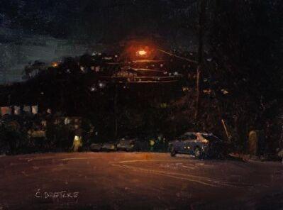 Carl Bretzke, 'Cliff Drive After Dark', 2018