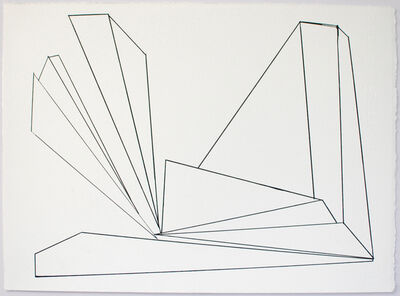 Kenneth L. Greenleaf, 'Linear 7', 2014