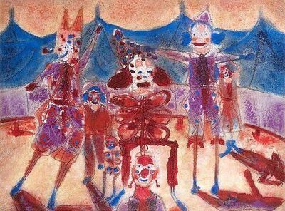 Sergio Hernández, 'Los Judas en el Circo', 2004