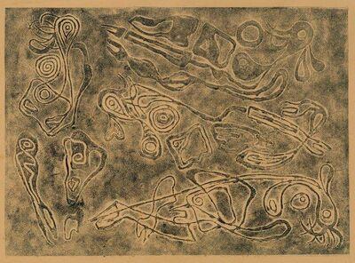 Karl Otto Götz, 'Untitled', c.1946